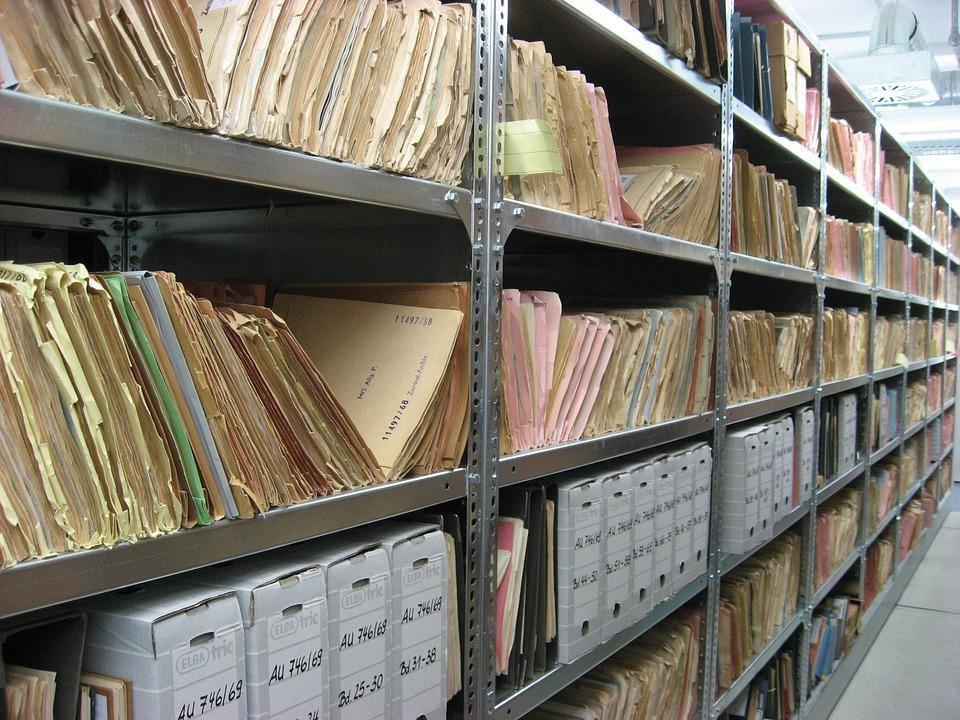 Gestione archivi