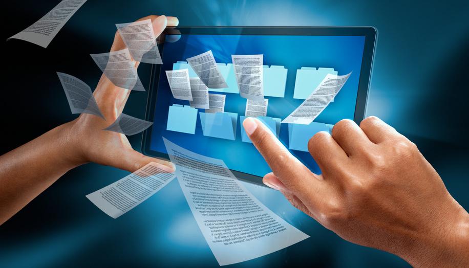 Documents Digitalization