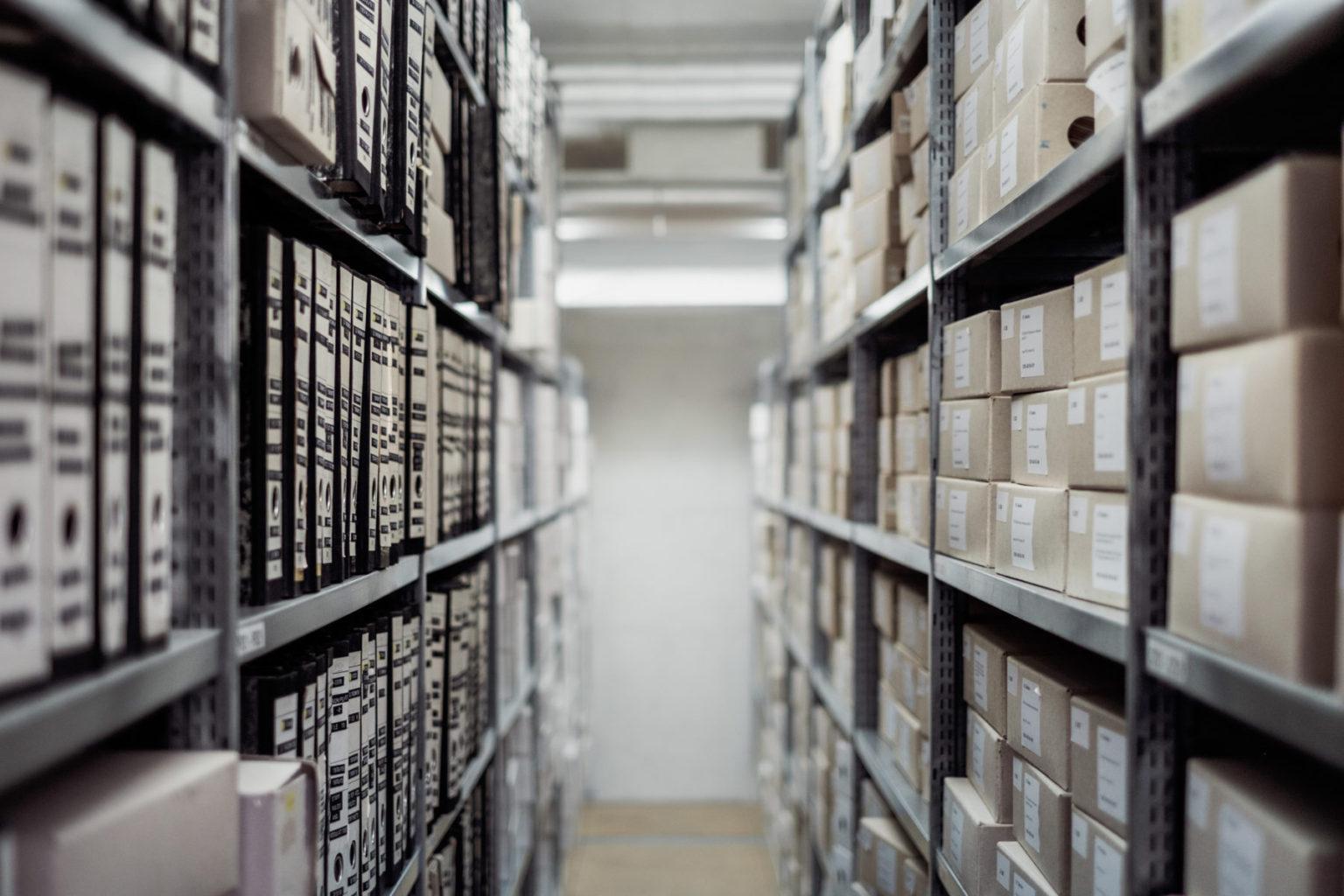 Gestione archivi digitale