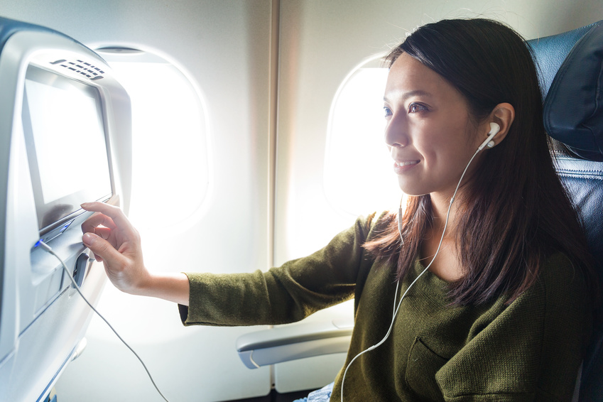 IFE in flight entertainment services