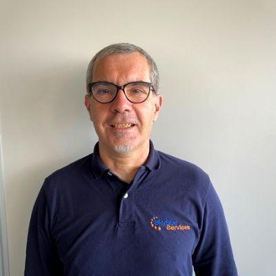 Stefano Onesti team sky star services